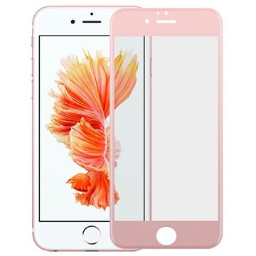 iPhone 6/6S 4D Full Størrelse 0.2mm Skjermbeskytter i Herdet Glass - Roségull