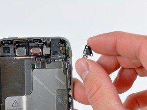 Reparasjon av iPhone 4 vibrasjonsmotor