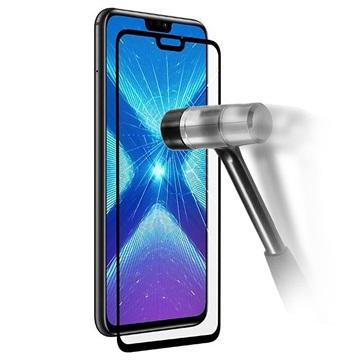 Bilde av 3sixt Edge To Edge Huawei Honor 8x Skjermbeskytter I Herdet Glass - Svart