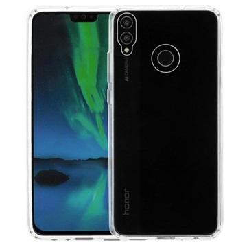 Bilde av 3sixt Pure Flex Huawei Honor 8x Beskyttelsesdeksel - Gjennomsiktig