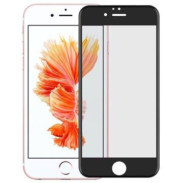 iPhone 6 Plus/6S Plus 4D Full Size 0.22mm Skjermbeskytter i Herdet Glass - Svart