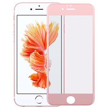 iPhone 6 Plus/6S Plus 4D Full Size 0.22mm Skjermbeskytter i Herdet Glass - Roségull