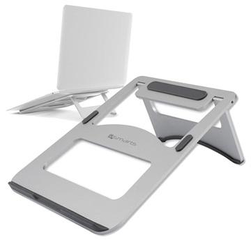 Bilde av 4smarts Aluminium Laptop-stativ - Sølv