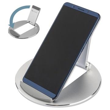 Bilde av 4smarts Aluminium Bordstativ Til Smarttelefoner Og Nettbrett
