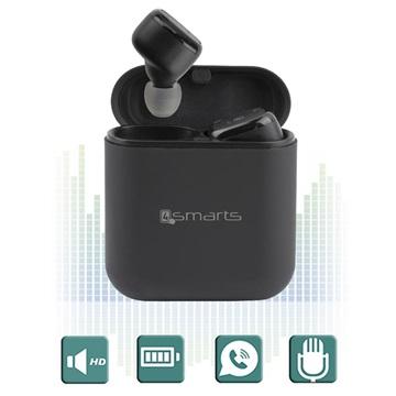 4smarts Eara Buttons TWS True Trådløse Hodetelefoner - Svart
