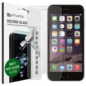 iPhone 6 / 6S 4smarts Second Glass Matte Skjermbeskyttelse - Antirefleks