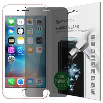iPhone 6 Plus/6S Plus 4smarts Second Glass Privatliv Skjermbeskyttelse