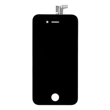 iPhone 4S LCD-skjerm - Svart