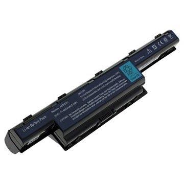 Acer Batteri til Bærbare PC-er - Aspire, P.Bell EasyNote, TravelMate, eMachines - 6600mAh