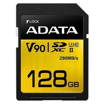 Adata Premier One SDXC UHS-II Minnekort ASDX128GUII3CL10-C - 128GB