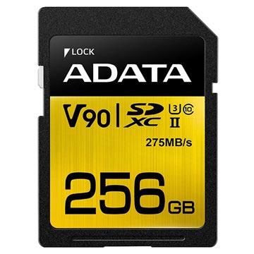 Adata Premier One SDXC UHS-II Minnekort ASDX256GUII3CL10-C - 256GB
