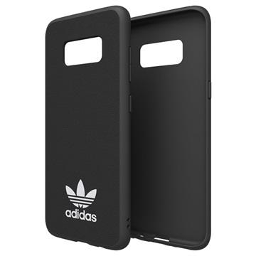 Samsung Galaxy S8 Adidas Originals Moulded Deksel - Svart