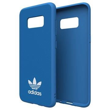 Samsung Galaxy S8 Adidas Originals Moulded Deksel - Blå