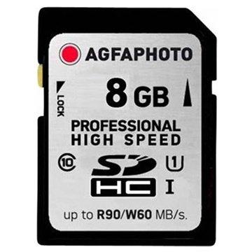 AgfaPhoto 10502 Professional High Speed SDHC Minnekort - 8GB