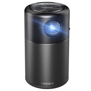 Bilde av Anker Nebula Capsule Mini Smart Projektor - Svart