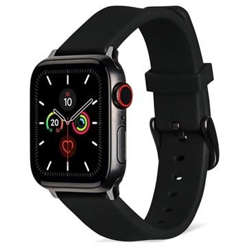 Bilde av Artwizz Apple Watch Series 5/4/3/2/1 Silikonreim - 38mm, 40mm - Svart