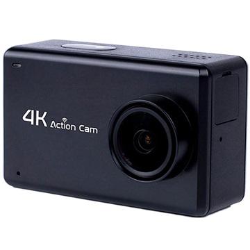 B1 NTK9660 2.45 Sports Vanntett 4K WiFi Actionkamera - Svart