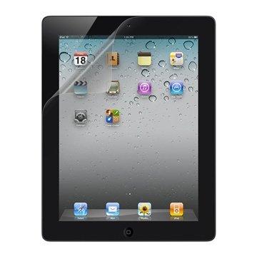 Belkin Overlay Beskyttelsesfilm - iPad 2, iPad 3, iPad 4 - Gjennomsiktig