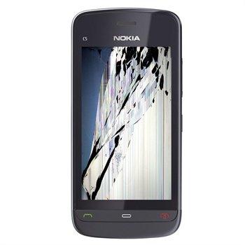 Reparasjon av Nokia C5-03 LCD-display