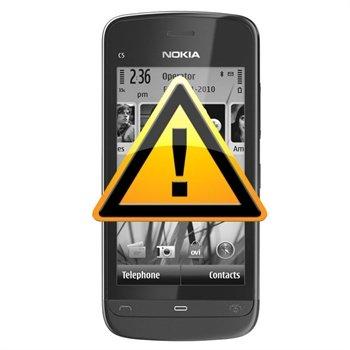 Nokia C5-06 Reparasjon av høyttaler