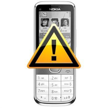 Reparasjon av Nokia C5 Høyttaler
