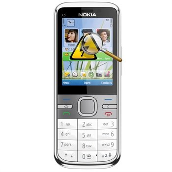 Nokia C5 Diagnose