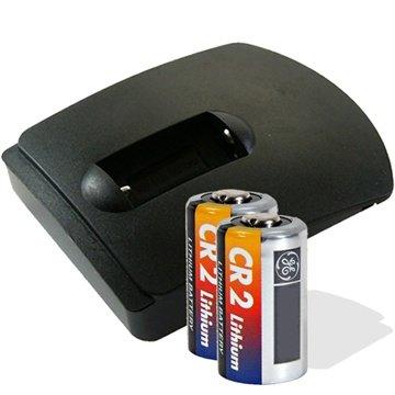 CR2 Batterilader