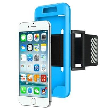 iPhone 7 / iPhone 8 Avtakbart Armbånd - Blå