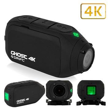 Drift Ghost 4K Actionkamera - Svart