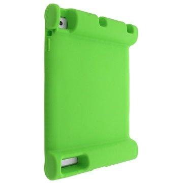 Easy Hold Silikondeksel - iPad 2, iPad 3, iPad 4 - Grønn