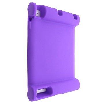 Easy Hold Silikondeksel - iPad 2, iPad 3, iPad 4 - Lilla