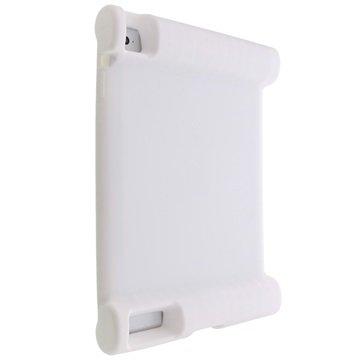 Easy Hold Silikondeksel - iPad 2, iPad 3, iPad 4 - Hvit