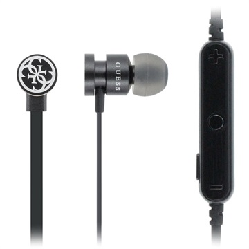 Guess GUEPBTBK trådløse hodetelefoner med mikrofon - Svart