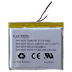 iPhone Kompatibelt Batteri
