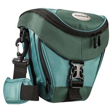 Mantona Premium Holster Veske - Mørkegrønn