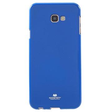 Samsung Galaxy J4+ Mercury Goospery Jelly TPU-deksel - Blå