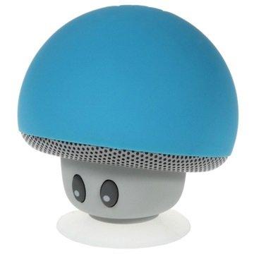 Soppformet Bluetooth-Høyttaler - Blå