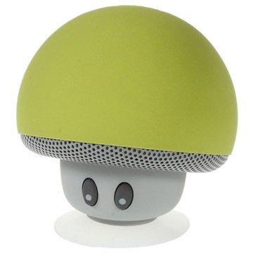 Soppformet Bluetooth-Høyttaler - Grønn