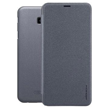 Nillkin Sparkle Samsung Galaxy J4+ Flip-deksel - Svart