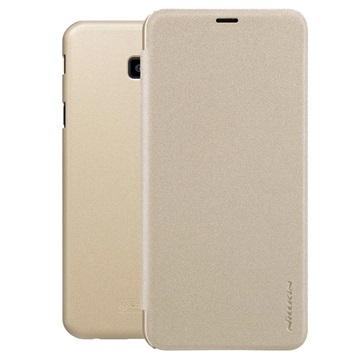 Nillkin Sparkle Samsung Galaxy J4+ Flip-deksel - Gull