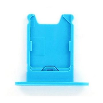 Nokia Lumia 820 Sim Kort Holder - Cyan