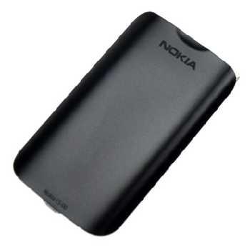 Nokia C5, C5 5MP Batterideksel - Svart