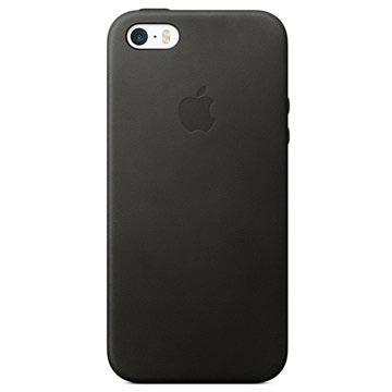 iPhone 5/5S/SE Apple Skinndeksel MMHH2ZM/A - Svart