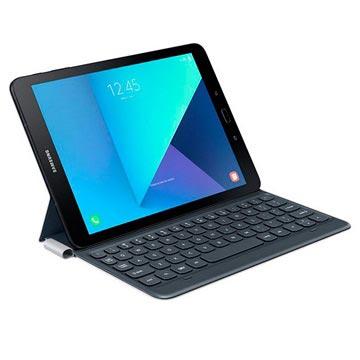Samsung Galaxy Tab S3 9.7 Book Cover Keyboard EJ-FT820USEGWW - Grå