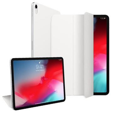 iPad Pro 12.9 (2018) Apple Smart Folio-etui MRXE2ZM/A - Hvit