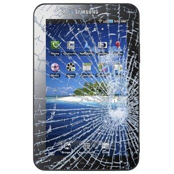 Reparasjon av Samsung P1000 Galaxy Tab berøringsskjerm