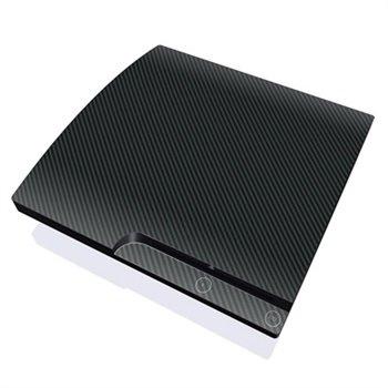 Sony PlayStation 3 Slim Skin - Carbon