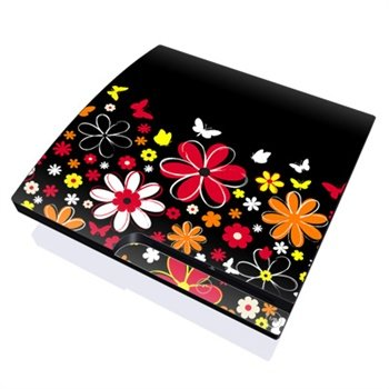 Sony PlayStation 3 Slim Skin -Laurie's Garden