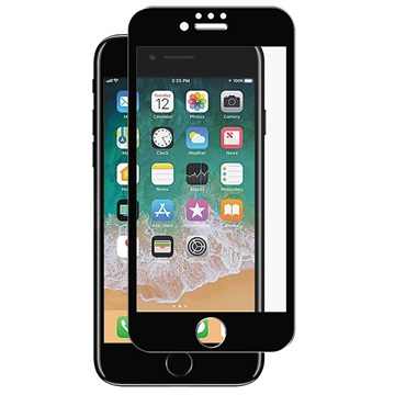 iPhone 7   iPhone 8 Panzer Premium Kurvet Glass Skjermbeskyttelse - Svart 6affaf0b9662f