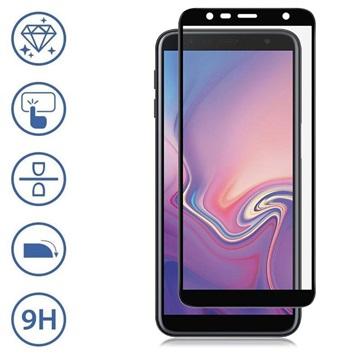 Panzer Premium Samsung Galaxy J6+, Galaxy J4+ Skjermbeskytter - Svart